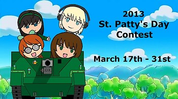 FAC St. Patty's Day Contest (2013)