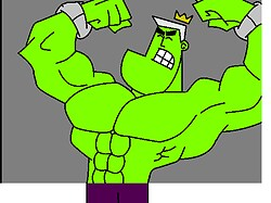 Hulk Von Strangle