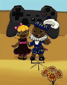 Little Big Planet couple