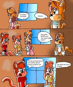 The life of the cat brothers part 1 page 25