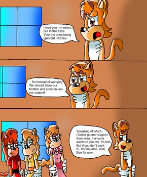 The life of the cat brothers part 1 page 27