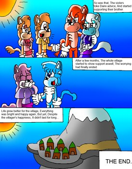 The life of the cat brothers part 1 page 28