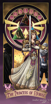 Princess Zelda Nouveau
