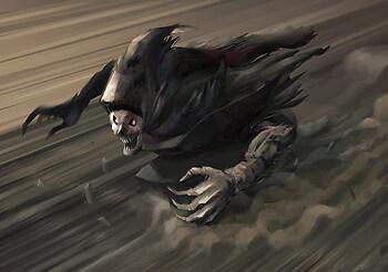 Female wraith !!