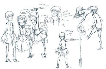 mana doodles
