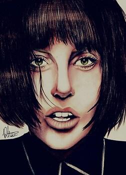 Gaga X GLAMOUR