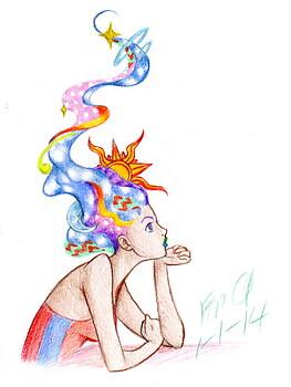 Cosmic Hair