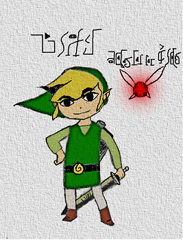 First Link fanart ^.^