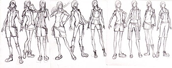 Kairi clothing ideas