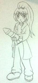 Shera 2 sketch