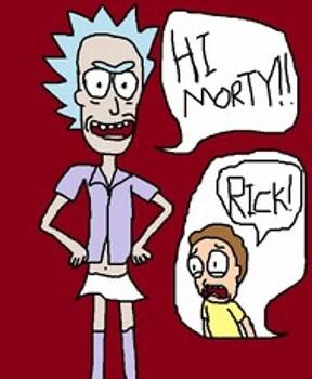 Hey Morty!