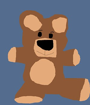Random Teddy Bear MS Pain