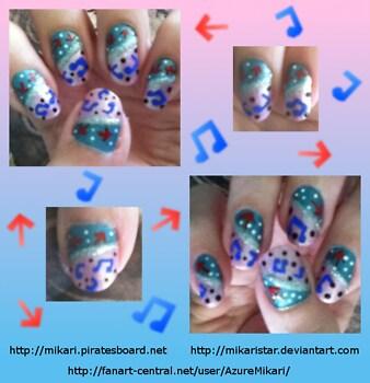 DDR Manicure