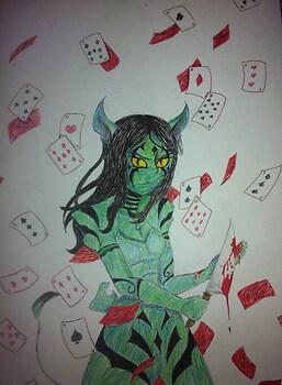 Cheshire Alice