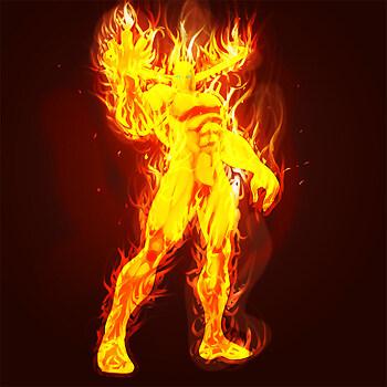 Pyron Flames
