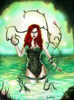 Poison Ivy (water ivy)