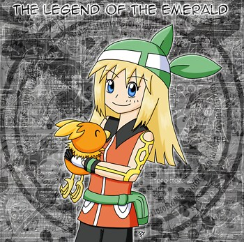 The Legend of the Emerald - Nuzlocke - Cover