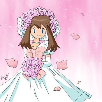 Bride May