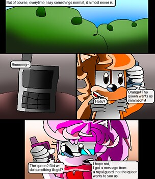 The Crystal Adventure Page 20