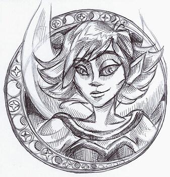 Mira (black&white)