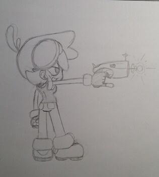 """""""Bang~"""""""