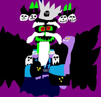 Random Xibalba MS Paint Attempt Non Edited^^
