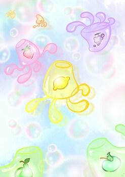 Fruit Jellyfish