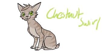 ChestnutSwirl(SPC Medicine Cat)