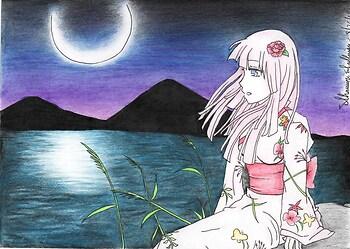 Chisaki Under the Moon