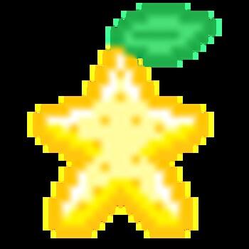 Kingdom Hearts fruit