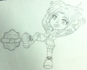 Tidus sketch