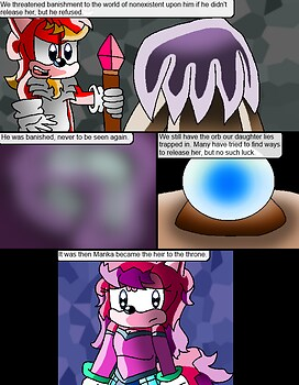 The Crystal Adventure Page 42