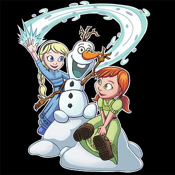 Lets Build a Snowman
