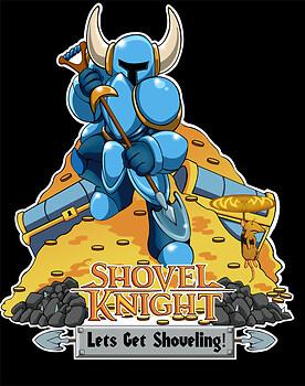 Lets get shoveling