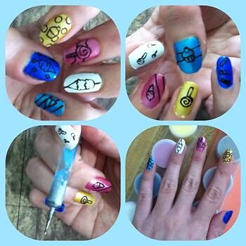 Sweet Manicure WIP