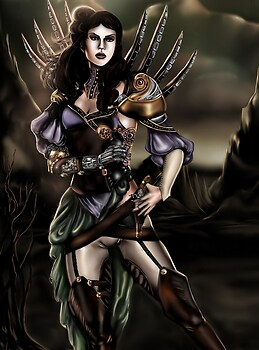 Steampunk Princess