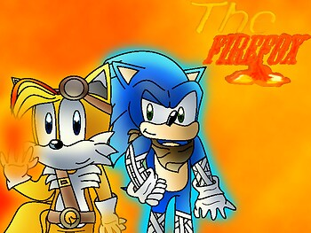 The FireFox: Sonic And Tails