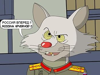 Volodya the Volk-o-shevik