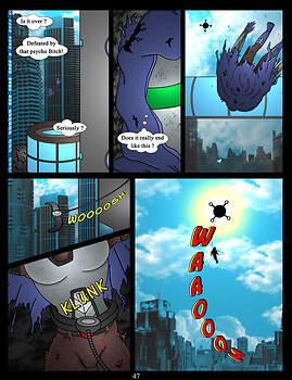 akacya the bounty hunter page 47