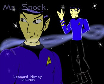 My Tribute to Leonard Nimoy