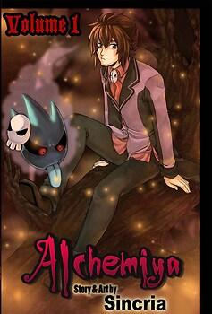 Alchemiya cover page