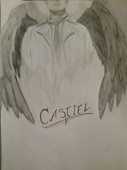 By the Grace of Castiel