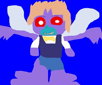 Another Random Baxter Stockman Fly Newer For 2015 MS Paint