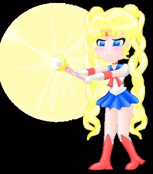 Sailor Moon transparent