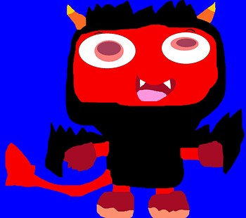 Diavlo Request MS Paint For SouthParkFan1219 Pf Furaffinity^o^