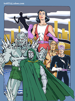 Doomday with Dr. Doom & The Doom Patrol (clr)