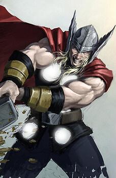 Thor Smash!