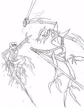 Raziel vs Grievous