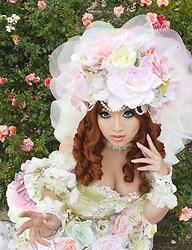Sakizou style Princess White Rose - Saga Frontier 2