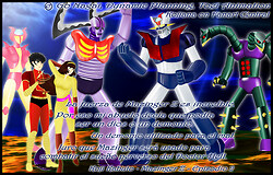 Words by heros (1) - Mazinger Z